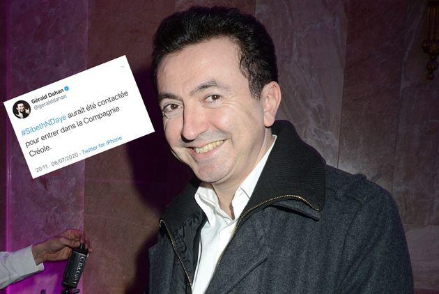 Gérald Dahan accusé de racisme supprime des tweets sur Ndiaye et Moreno