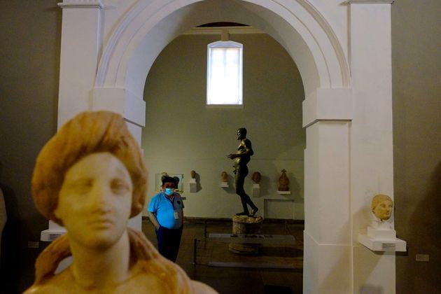 Αρχαιολογικό μουσείο...
