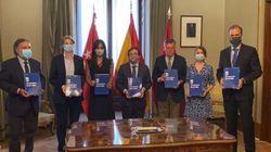 El Ayuntamiento de Madrid logra lo que es imposible en el Congreso: un acuerdo de todos los