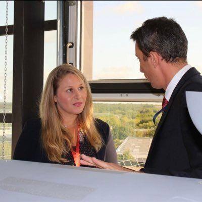Nadia Hai, ministre déléguée à la