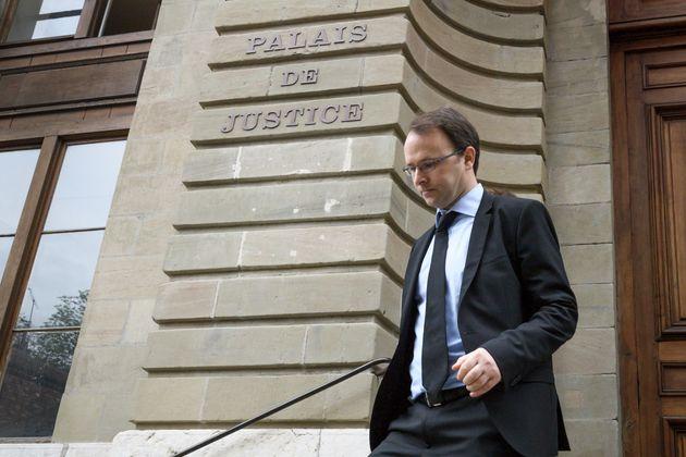 El fiscal ginberino Yves Bertossa, en una imagen de