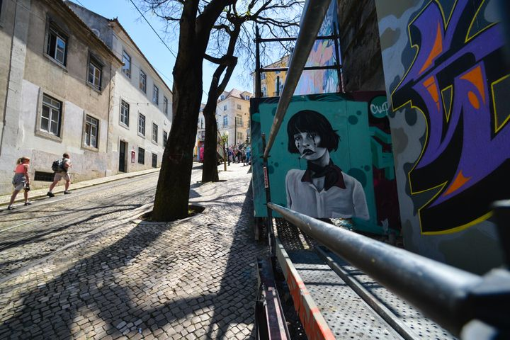 Before the pandemic, Lisbon's historic center was overrun with tourists at the expense of many local residents.
