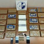 Καρτέλ: Στην Αθήνα κοκαΐνη αξίας 1,2 εκατ. ευρώ με σφραγίδα