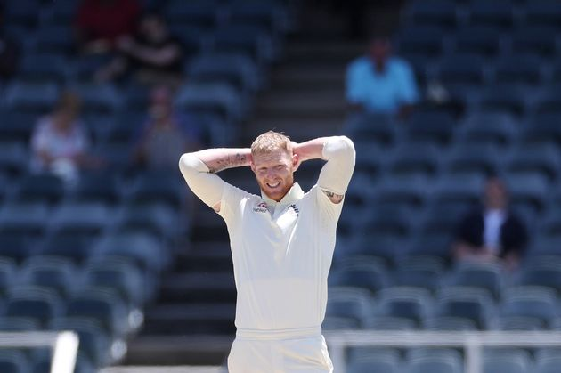 File image of Ben Stokes from January 27,