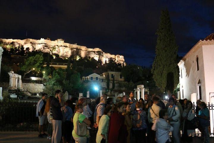 Περίπατος στη Μεσαιωνική και Οθωμανική Αθήνα