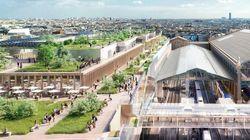 Feu vert pour le projet de la Gare du Nord, vers