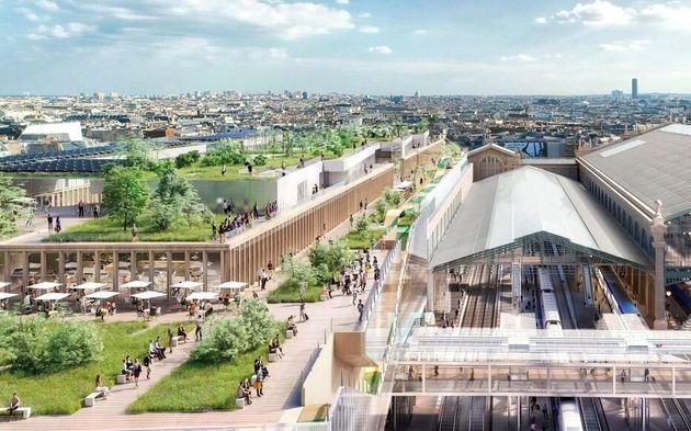 Le projet de rénovation de la Gare du Nord à