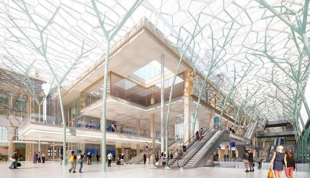 Gare du Nord: feu vert à la rénovation, vers