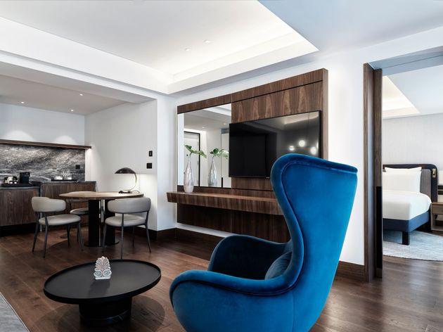 Τον Σεπτέμβριο 2020 ανοίγει το Athens Capital Hotel – Mgallery, στο