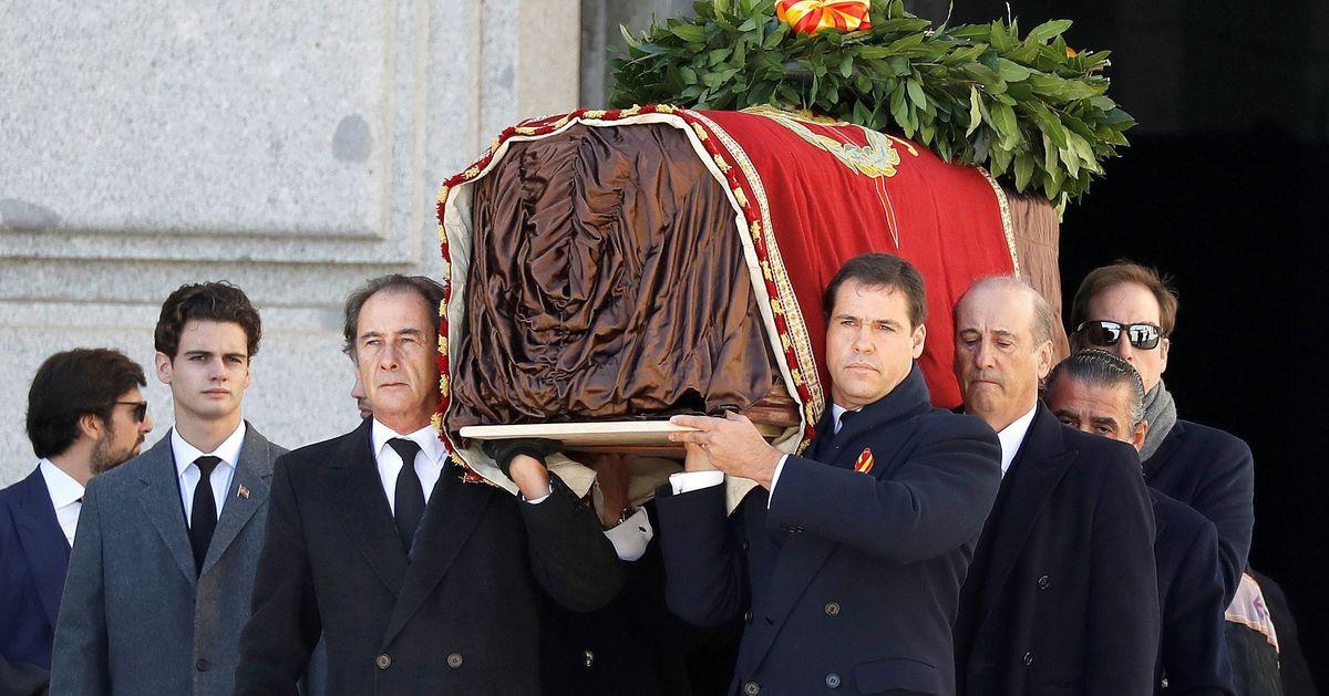 El Supremo da cerrojazo a la exhumación de Franco