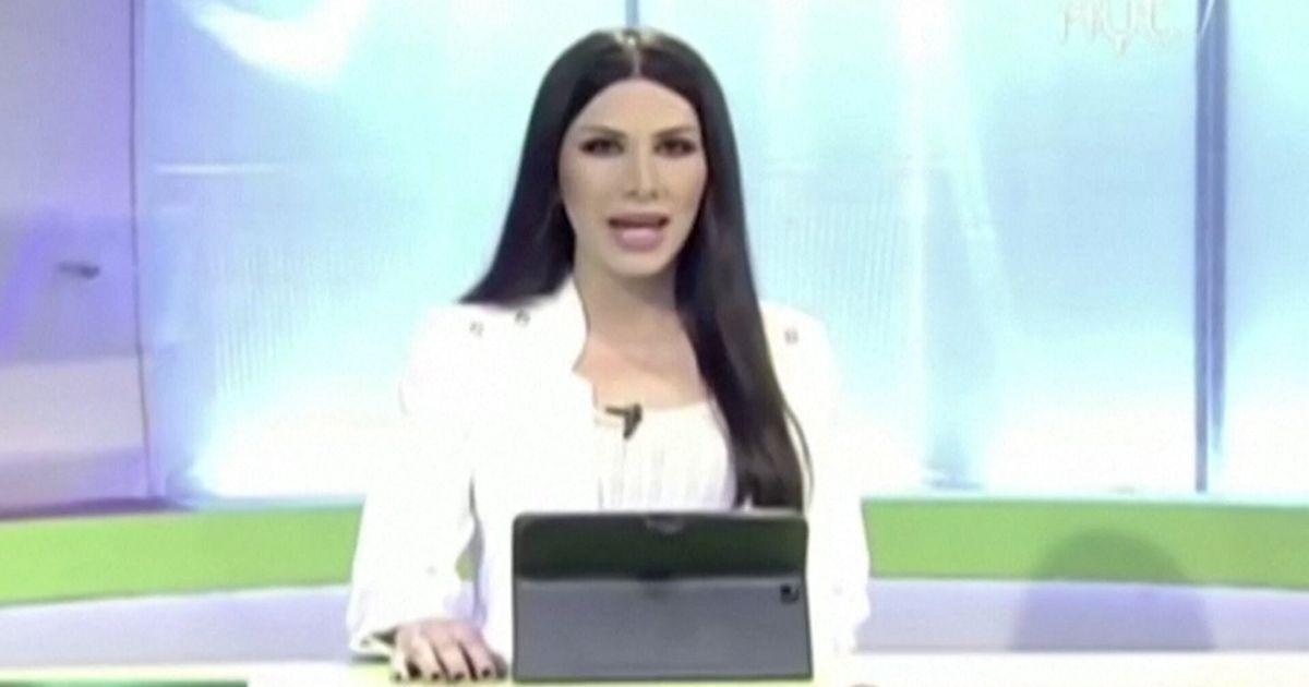 Leonie Dorado, la primera presentadora transgénero de la ...