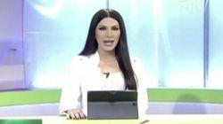 Leonie Dorado, la primera presentadora transgénero de la televisión