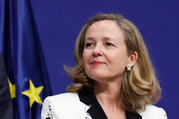 Nadia Calviño, vicepresidenta de Asuntos