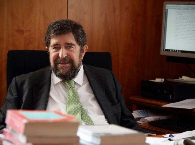 Juan Ignacio Campos, en una imagen de