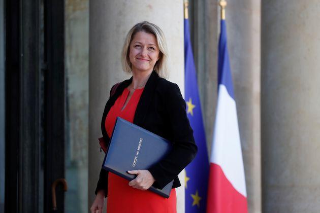 Barbara Pompili, nouvelle ministre de l'Environnement du gouvernement de Jean