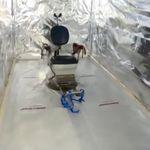 Une «chambre de torture» pour le crime organisé dans un conteneur aux
