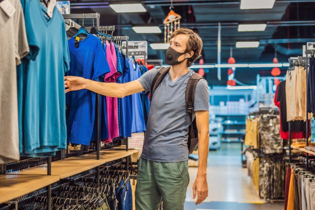 Is It Safe To Try On Clothes In Shops During The Coronavirus Pandemic?