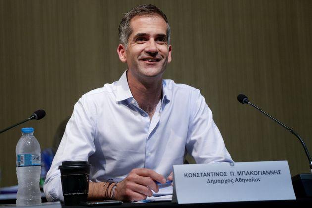 Κ. Μπακογιάννης: «Ο Μεγάλος περίπατος δεν χωράει σε κομματικά
