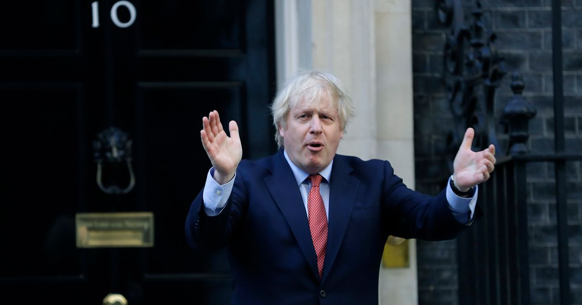 Why Is Boris Johnson Refusing To Say Sorry For His Care Home Blame Game?