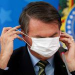 Teste positivo de Bolsonaro para covid-19 abre novo capítulo de debate sobre