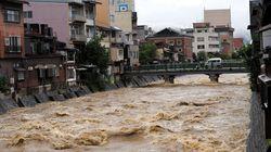 岐阜・長野に大雨特別警報