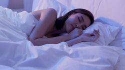 「寝つきが悪い」「朝から疲れが…」そんなとき試してほしい3つのこと