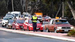 Long Queues At Closed NSW Border As Victoria Records 134 New Coronavirus