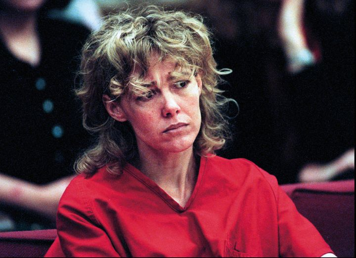 In this 1998, file photo, Mary Kay LeTourneau listens to testimony during a court hearing in Seattle.