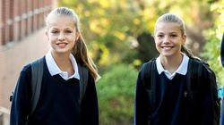 El logro que han conseguido en el colegio de la princesa Leonor y la infanta Sofía: todo gracias al