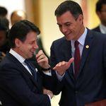 Sánchez apuesta por un pacto con Italia en la UE para superar la crisis por la