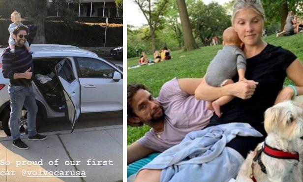 Le foto di famiglia di Nick