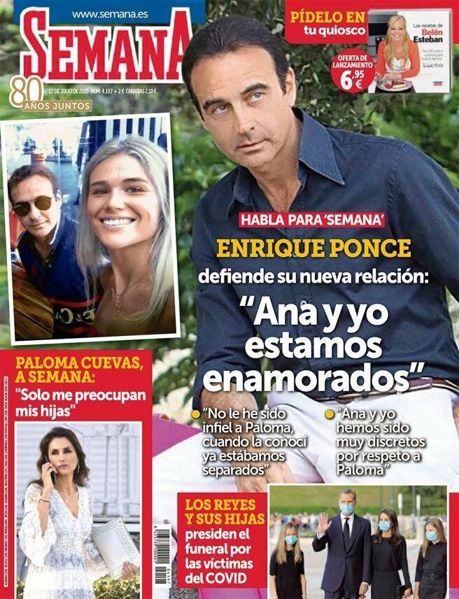 Portada Enrique Ponce