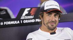 Fernando Alonso vuelve a la Fórmula 1 con
