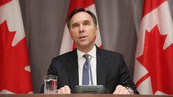 Ottawa prévoit un déficit de 343,2 milliards $, le plus important de l'histoire du