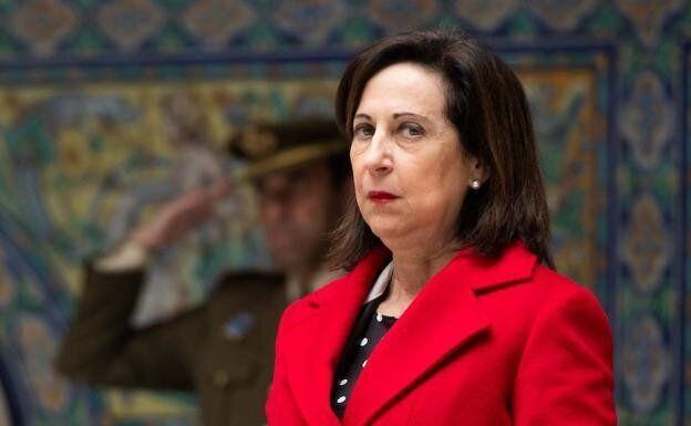Margarita Robles, ministra de