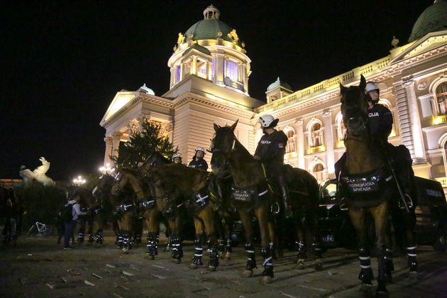 Βελιγράδι 8 Ιουλίου...