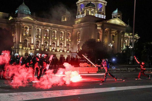 Βελιγράδι 7 Ιουλίου...