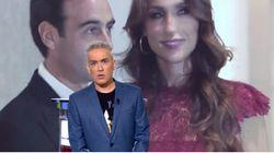 'Sálvame', obligado a pedir perdón en directo por un error sobre Paloma Cuevas y Enrique