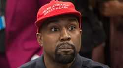 Kanye West Now Claims He's Taking Off His 'Make America Great Again'