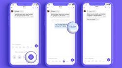 «Αυτοκαταστρεφόμενα» μηνύματα στο Viber, τώρα και στην