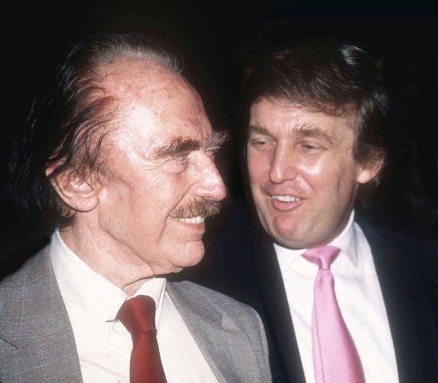 Donald Trump et son défunt père, Fred