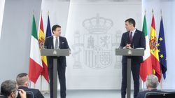España e Italia sellan su alianza para lograr una respuesta económica contundente de