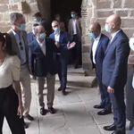 La metedura de pata de Letizia en Jaca: Felipe VI se da cuenta y sí lo