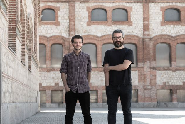 Pedro Gullón y Javier