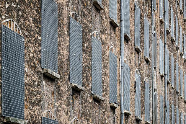 La prison de Fresnes (Val-de-Marne), le 3 juillet