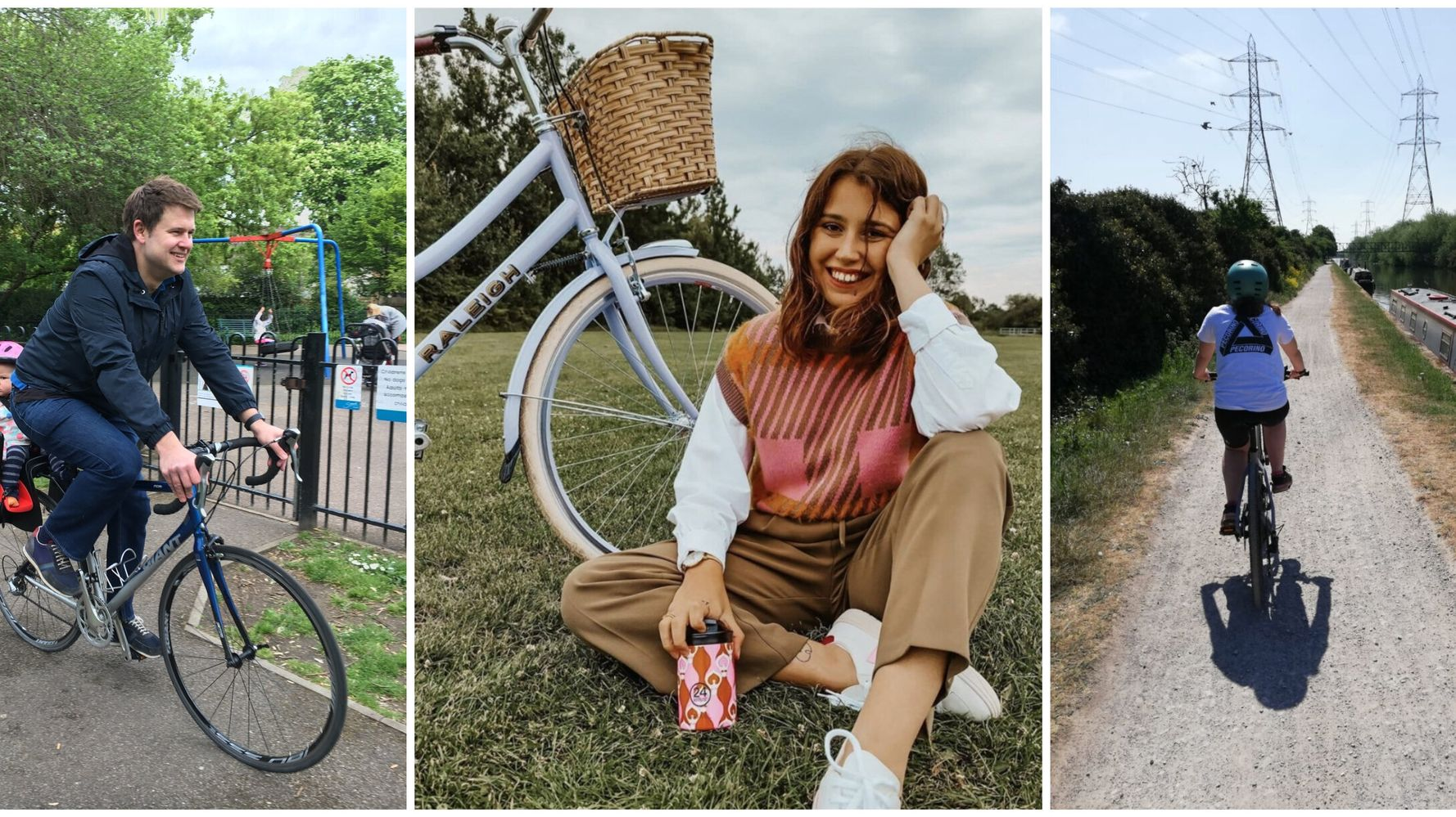 On Yer Bike! People Who Fell In Love With Cycling During Lockdown