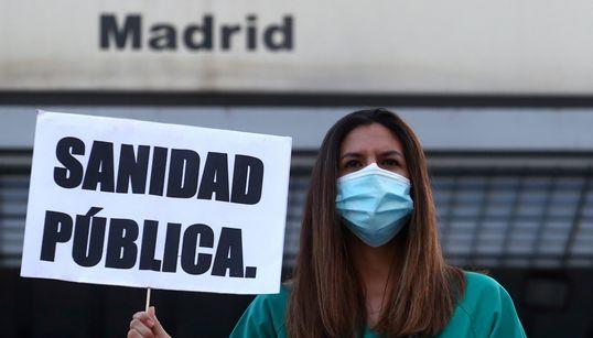 """Los médicos residentes, a la huelga: """"Funcionamos como mano de obra"""