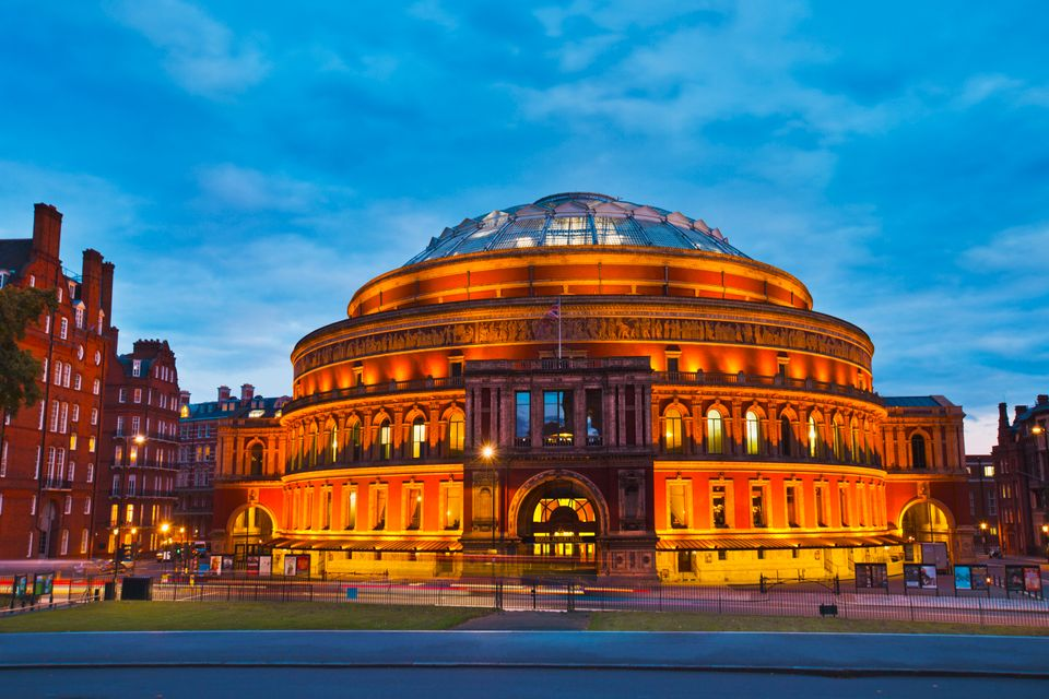 Giant arts institutions like the Royal Albert Hall have revealed they would have been forced to close...