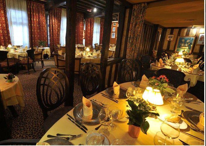 Εστιατόριο La Couronne