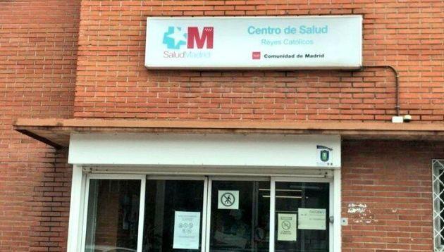 Centro médico Reyes Católicos en San Sebastián de los